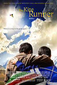 Poster de la pelicula The Kite Runner
