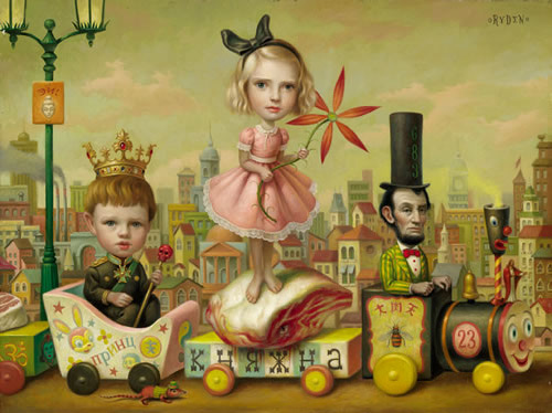 Surrealismo Mark_ryden