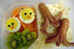 My First Bento por ~squeejie