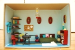 mini craft room por ~boredandcrafty