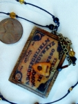 miniature Ouija Board Necklace por ~wickedgems
