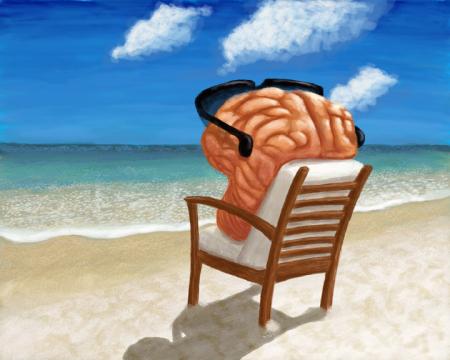 De vacaciones... Mentales